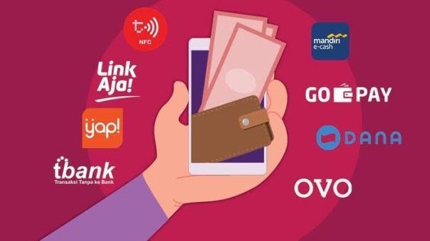 Berbagai Mobile Payment Non Tunai